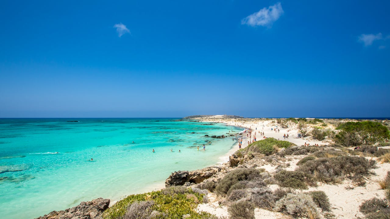 Kretas fantastiske strender