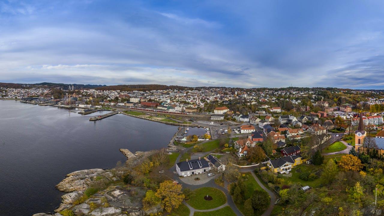 Jobbe og bo i Larvik og Stavern. Alt du trenger å vite