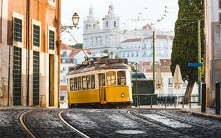 Lisboa reisetips - gamlebyene og keramikken