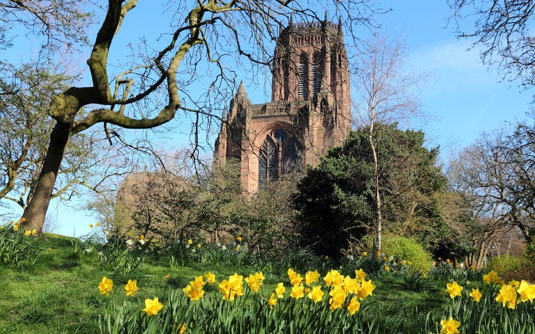 Bilde av Liverpool Cathedral