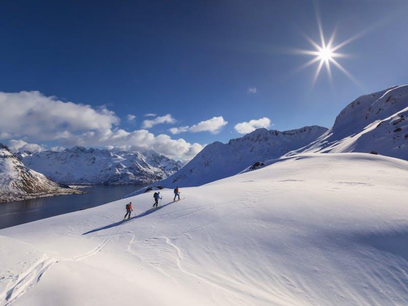Tips til skiferie og toppturer i Lofoten