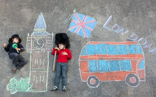 London med barn - 6 tips til ting å gjøre