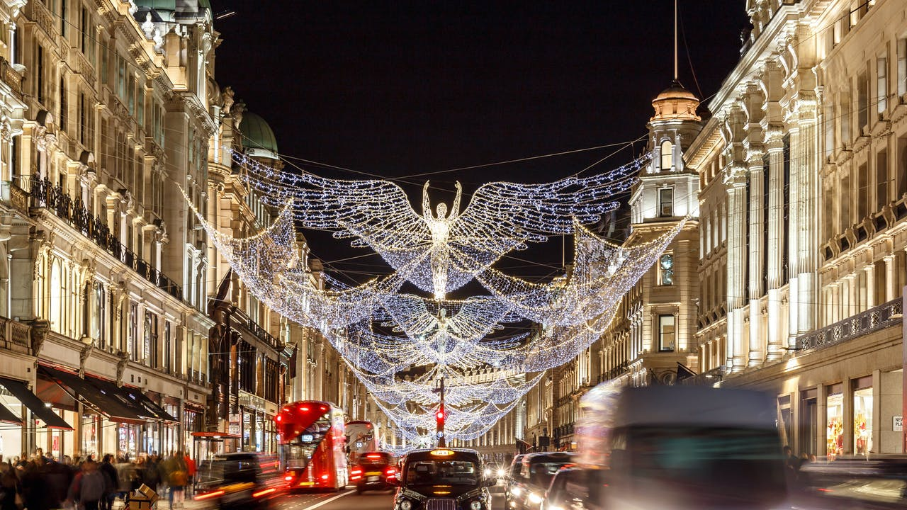 Opplev julemarkeder i London