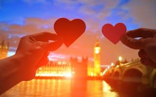 Kjærestetur i London - 5 romantiske tips