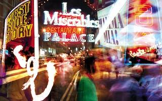 Tips til musikal i London West End