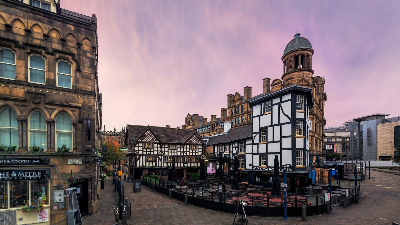 Manchester reisetips - en flerkulturell smeltedigel