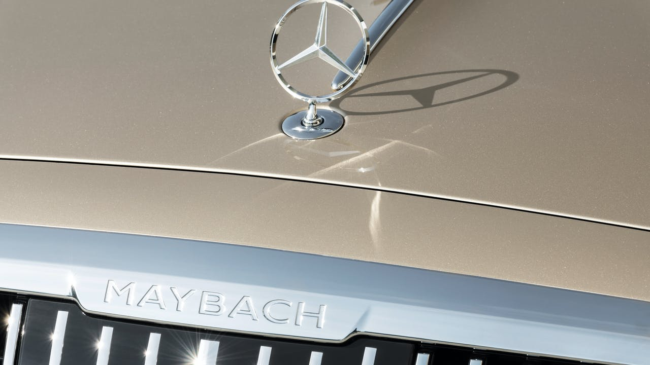 Mercedes-Maybach er luksus fra topp til tå