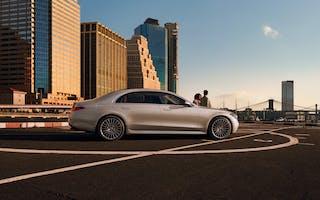 Mercedes sedan – et klassisk statussymbol