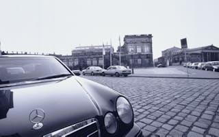 Mercedes - stjernebilen med de mange klassene