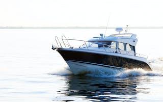 Ekstrautstyr som gjør at båten holder seg i verdi