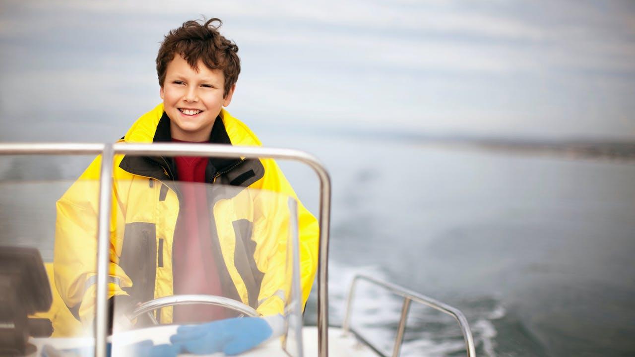 Her er båttypene du bør velge til barna
