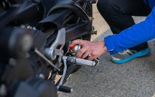 Slik gjør du motorsykkelen klar for vinterlagring