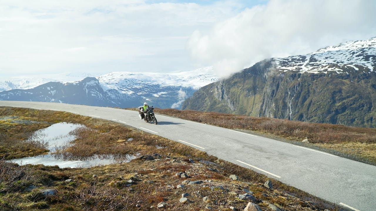 Er motorsykkelen din klar for våren? Her er sjekklisten du trenger