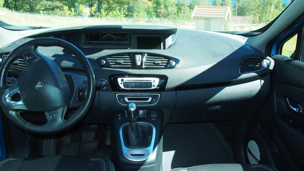 Interiør fra Renault