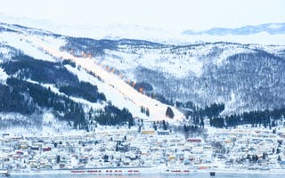 Narvik - dramatisk krigshistorie og unike skiopplevelser