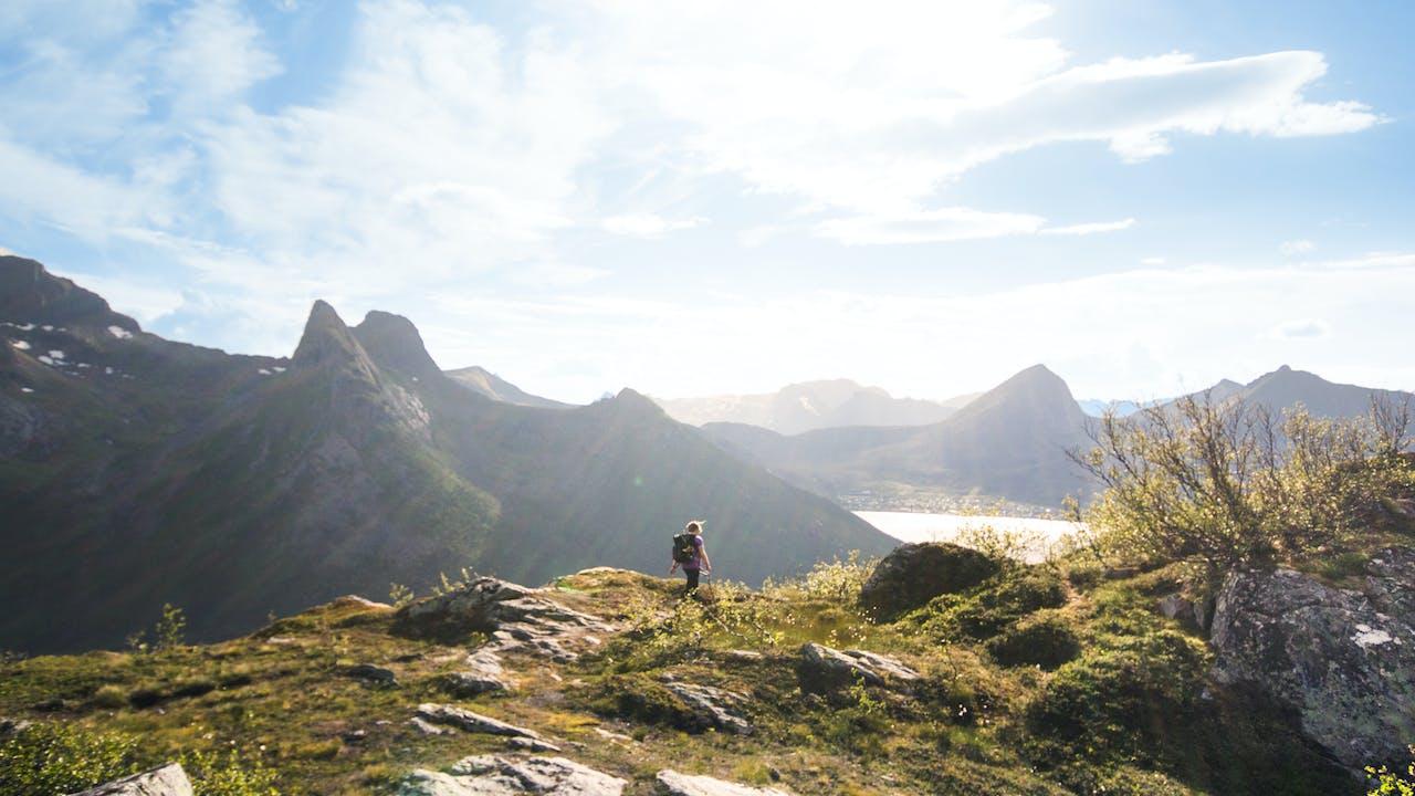 Norgesferien 2021 - opplev gamlelandet