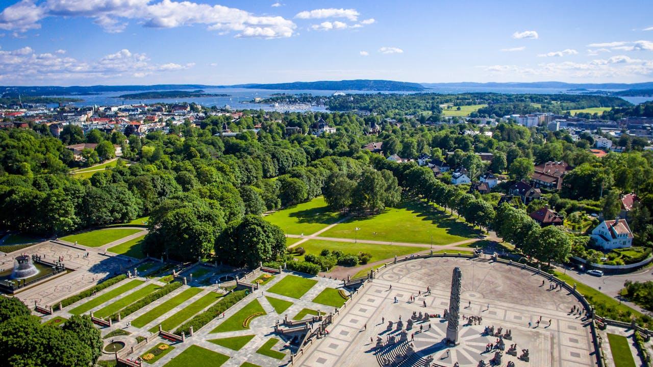 Tips til de beste naturopplevelsene i Oslo