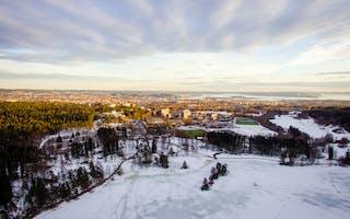 Oslo - tips til ski- og vinteraktiviteter
