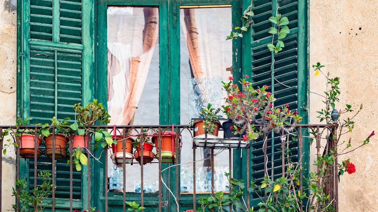 Kjærestetur i Palermo på Sicilia