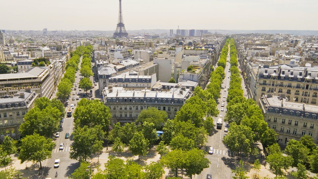 Paris reisetips - berømt shopping og mat i verdensklasse