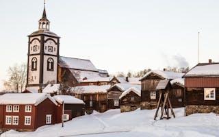Julemarked i Røros
