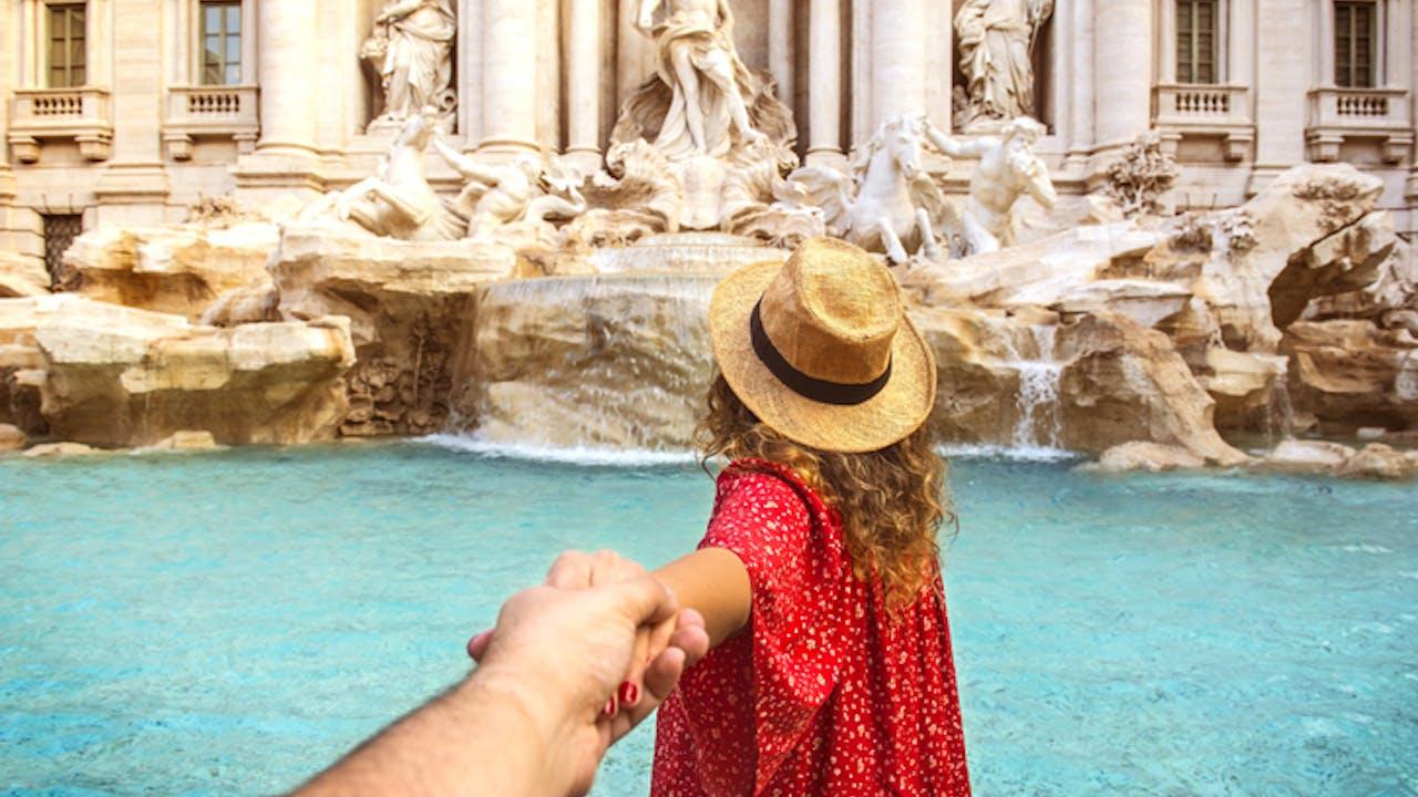Kjærestetur i Roma - 5 gode tips