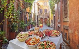 Restauranter i Roma - 4 gode tips