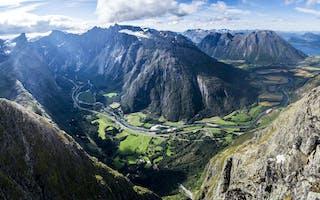 Romsdalen - reisetips til ting å oppleve