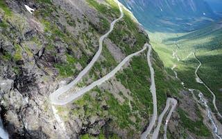 Tips til sykkelturer i Romsdalen