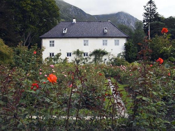 Baroniet i Rosendal, Hardanger
