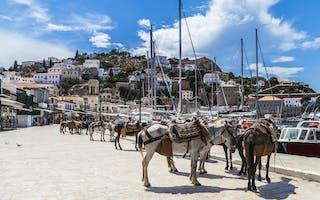 Athen - øyhopping til de Saroniske øyer i Hellas