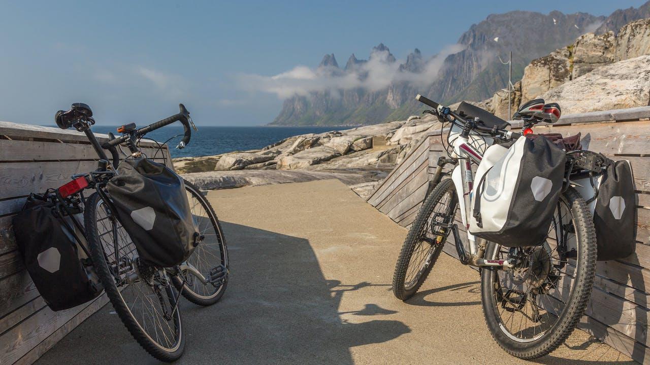Tips til sykkelferie på Senja