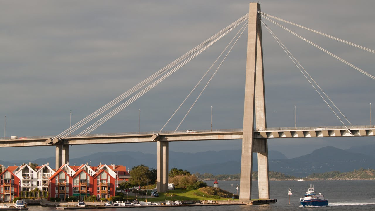 Jobbe og pendle til Stavanger