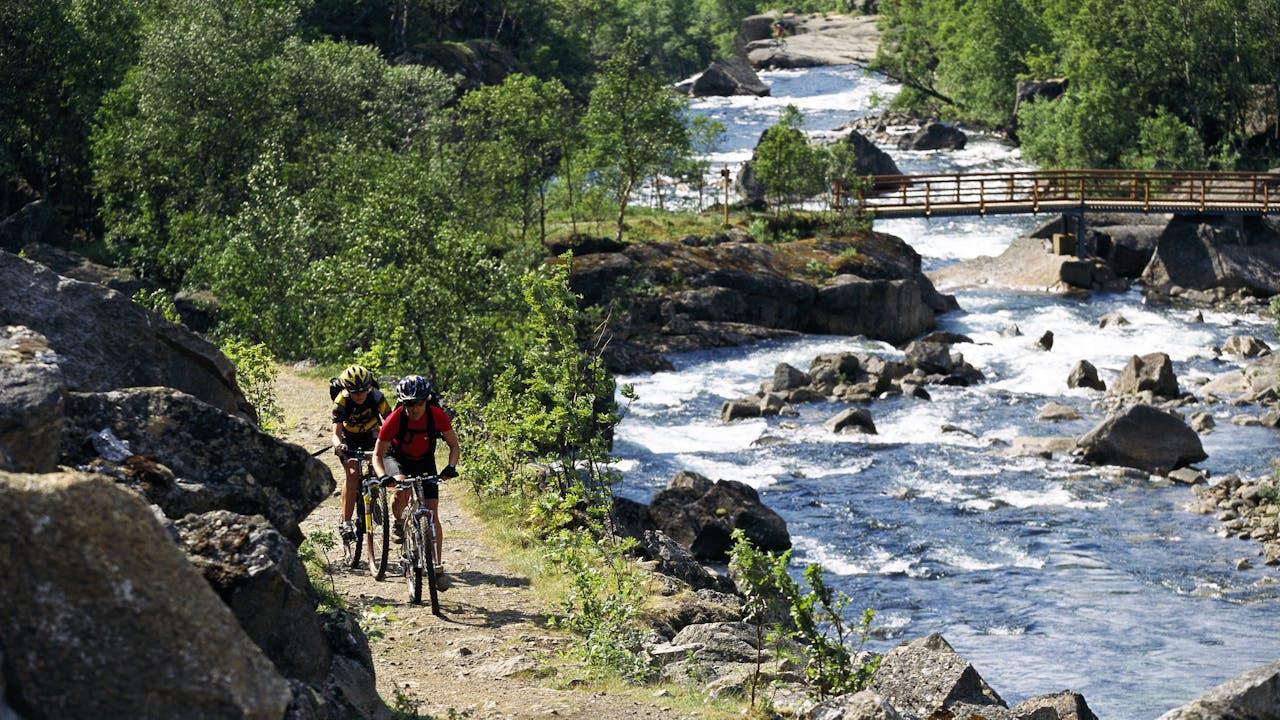 Reisetips og inspirasjon til sykkelferie