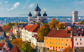 Tallinn Baltikum hovedbilde