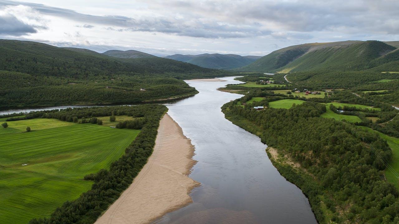 Opplev nordlys og samisk kultur i Tana