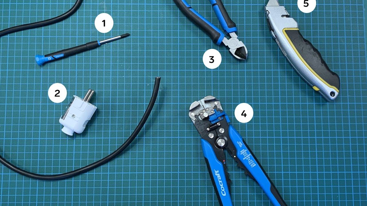 Hvordan fikse en ødelagt ledning? Her får du tipset!