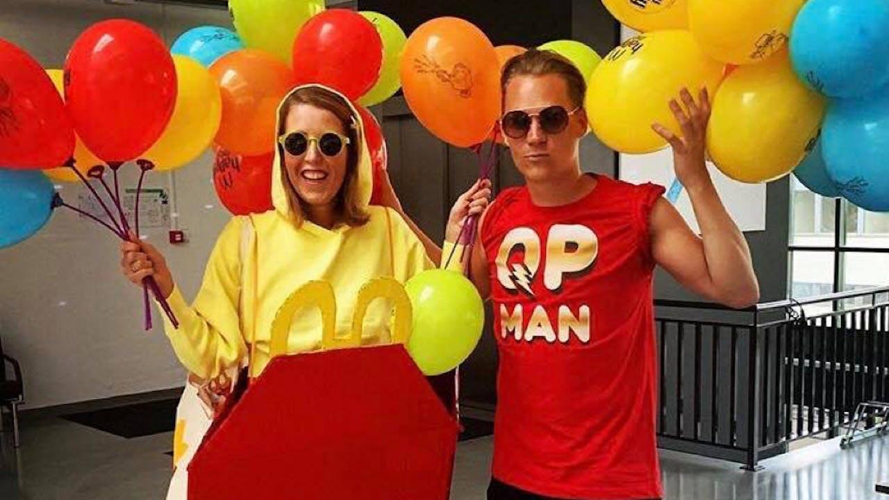 Halloween: Gjør et kupp på kostymer - eller lag dem selv!
