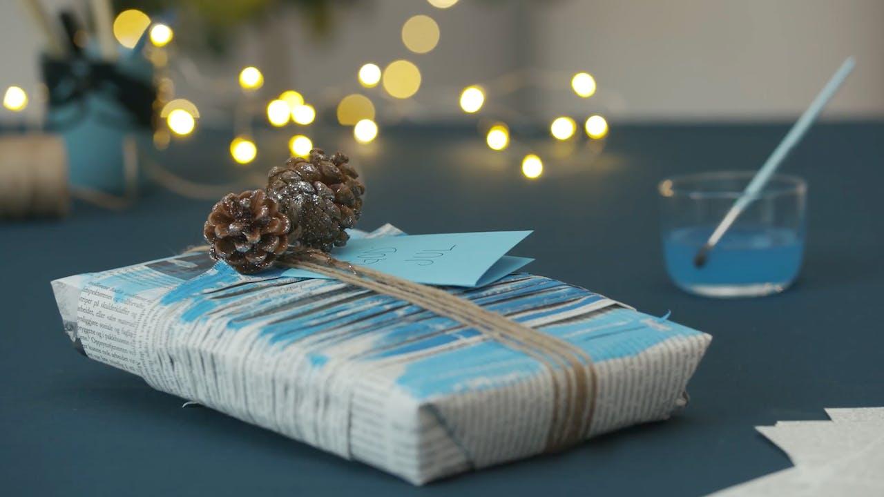 Innpakking av julegaver: Har du en bok du er litt ferdig med?