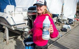Åtte tips du aldri bør glemme når du tar opp båten for vinteren