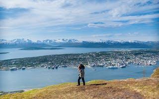 Tromsø med barn – 4 tips til ting å gjøre