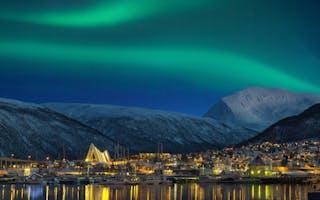 Tromsø - de beste tipsene til å oppleve Nordlyset