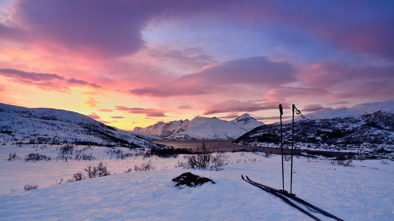 Tips til skiferie i Tromsøområdet