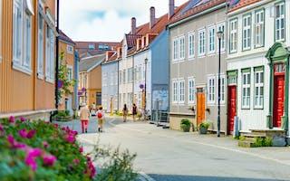Trondheim med barn - 6 tips til ting å gjøre