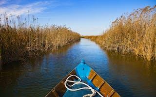 Valencia - opplev Albufera naturreservat
