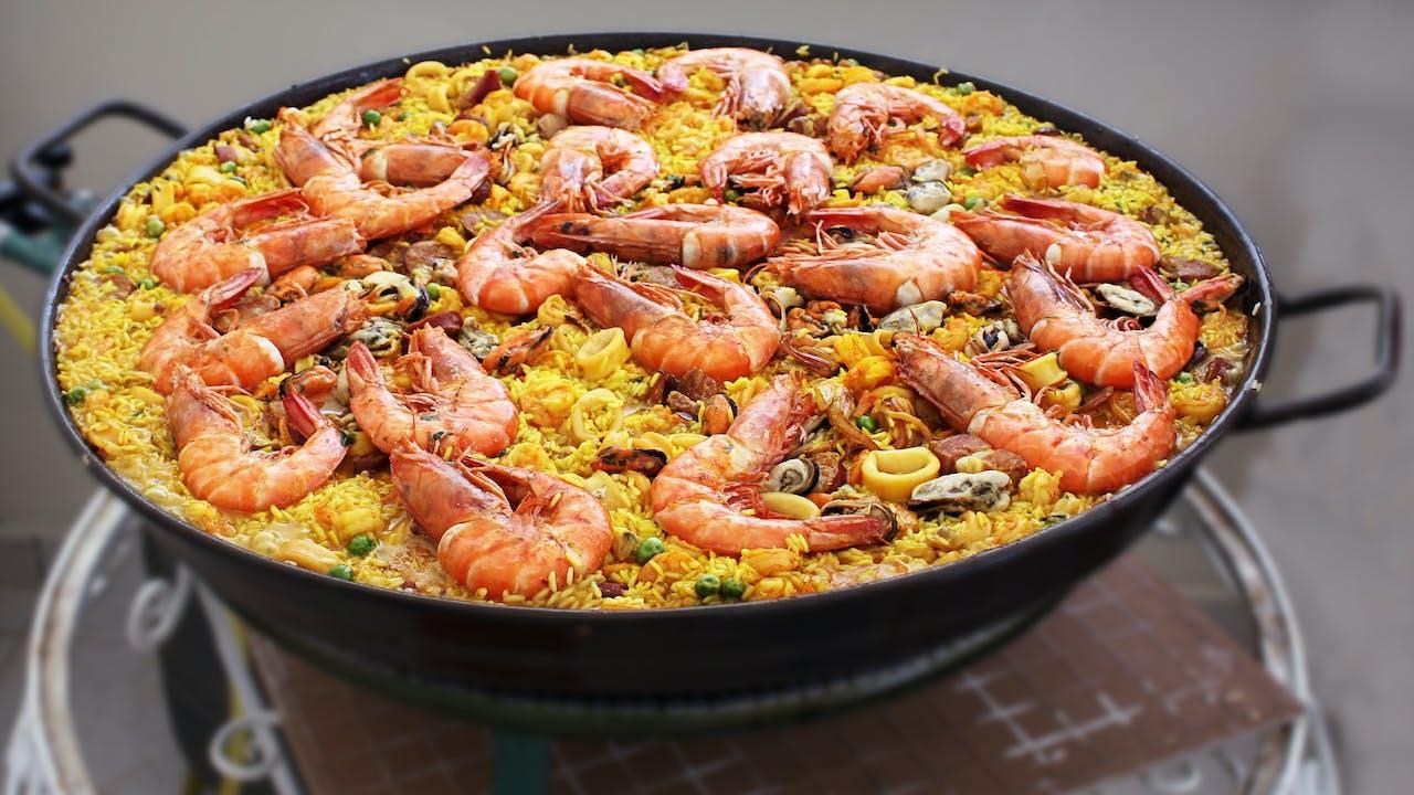 Restauranter i Valencia - de beste matopplevelsene