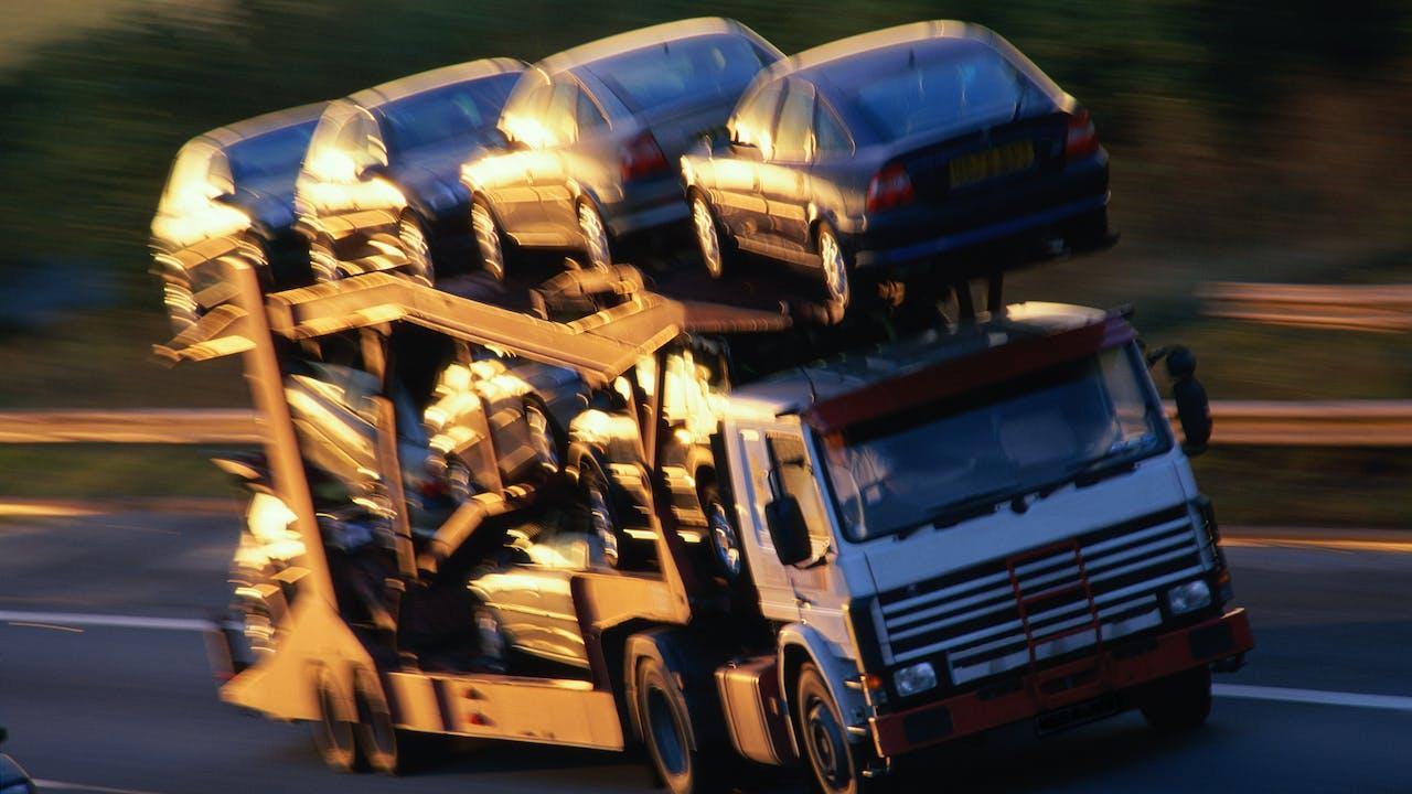 Volkswagen - varebilen Transporter