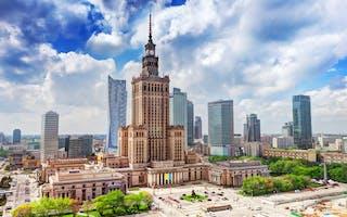 Warszawa reisetips - dette må du oppleve