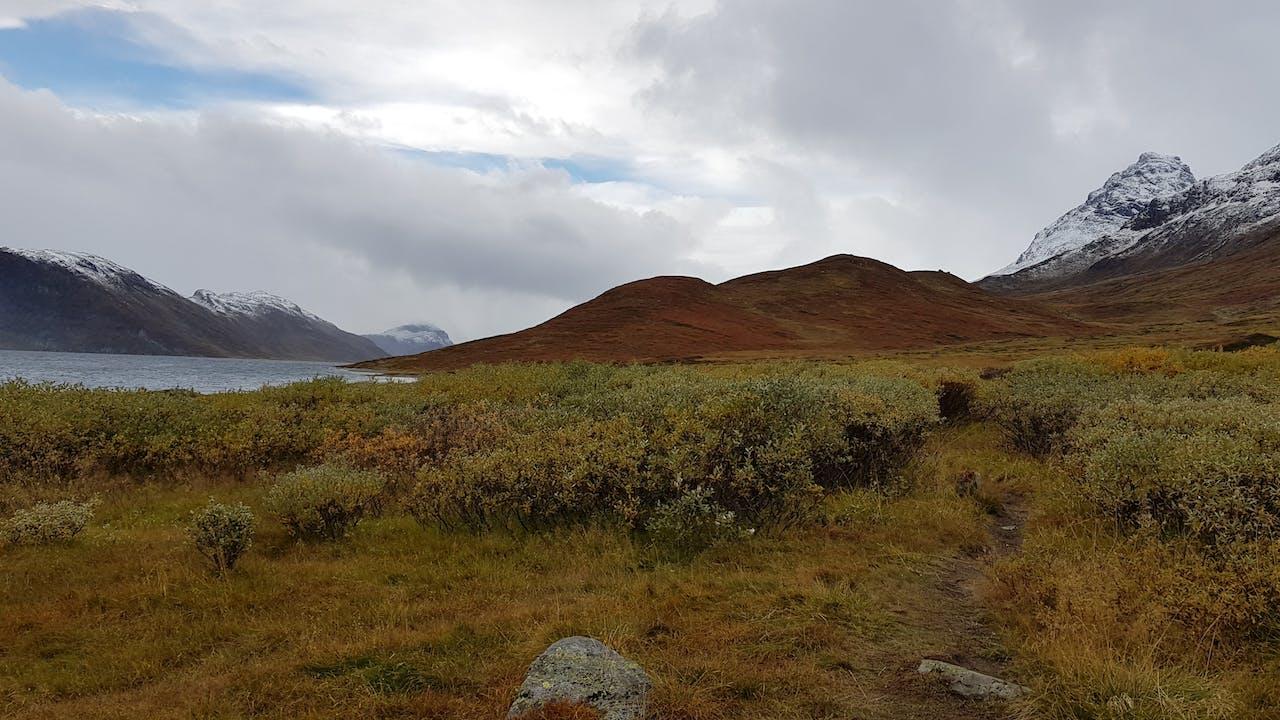 Bygdin Høyfjellshotel i Jotunheimen