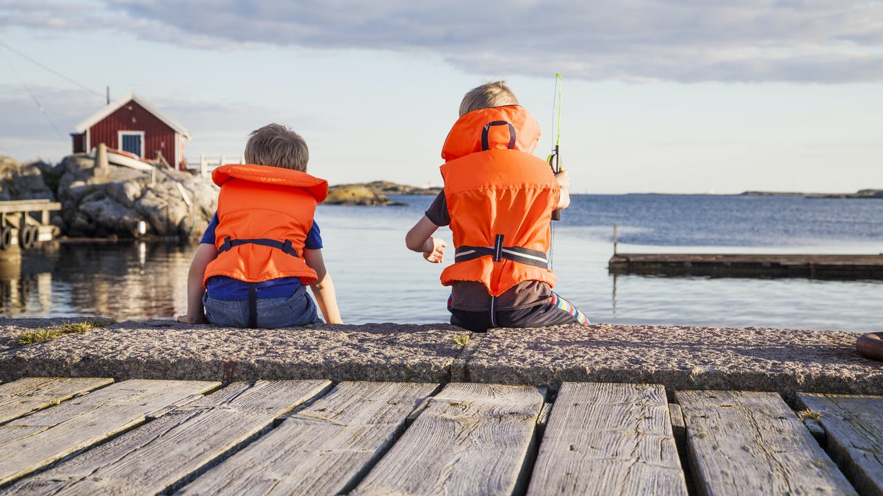 Sommer på Sørlandet